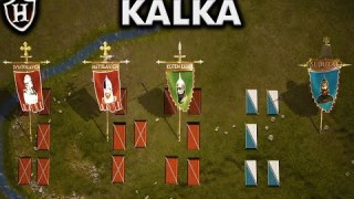 Battle of the Kalka River, 1223 AD