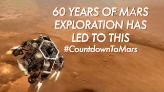 60 Years of Mars Exploration Has Led to This