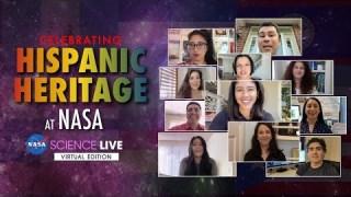 NASA Science Live: Celebrating Hispanic Heritage