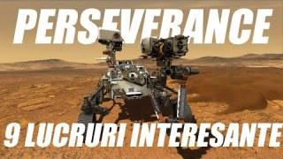 TOP 9 🚀 Roverul Perseverance pe Marte