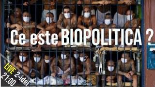 #2i 📘 Ce este biopolitica?  Ep.20 Invitată: Mihaela Czobor-Lupp