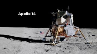 Apollo 14: 'A Wild Place Up Here'