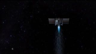 OSIRIS-REx Departure: Farewell to Asteroid Bennu