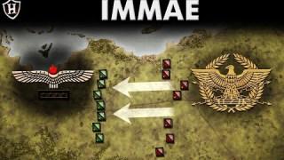 Battle of Immae, 272 AD ⚔️ How Aurelian Restored the Roman Empire (Part 2)
