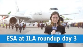 ESA at ILA roundup day 3