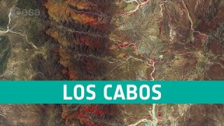 Earth from Space: Los Cabos, Mexico