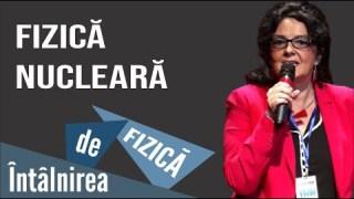 Fizica nucleară. LIVE 19:30 Invitat: Cătălina Curceanu