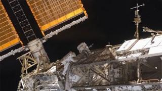 Spacewalk to Install New International Space Station Solar Arrays