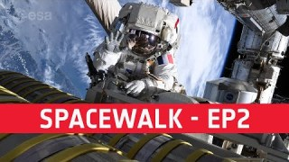 Spacewalk season timelapse, episode 2