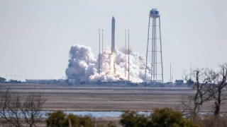 Watch the Launch of Northrop Grumman's Resupply Mission to the International Space Station