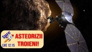 Lansare NASA 🚀 Urmareste LIVE lansarea sondei Lucy spre asteorizii troieni!