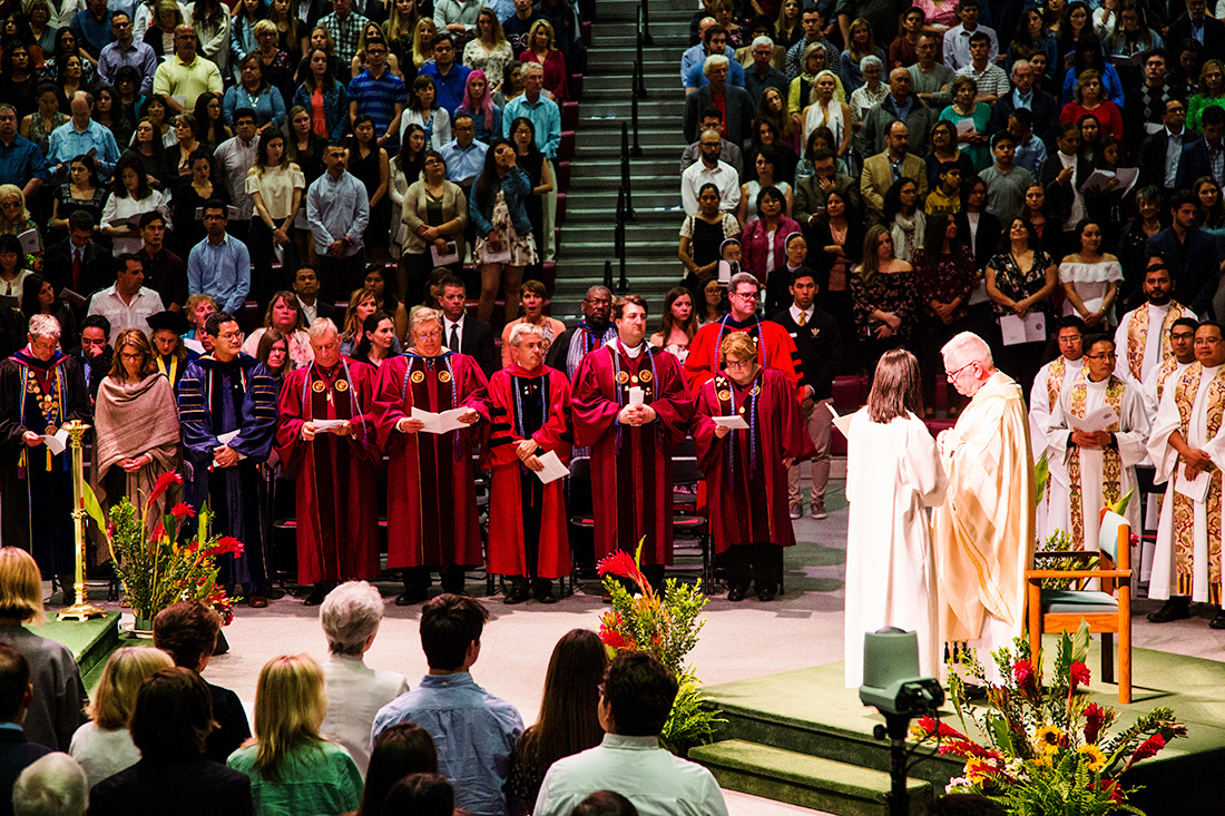 Commencement Mass 2018