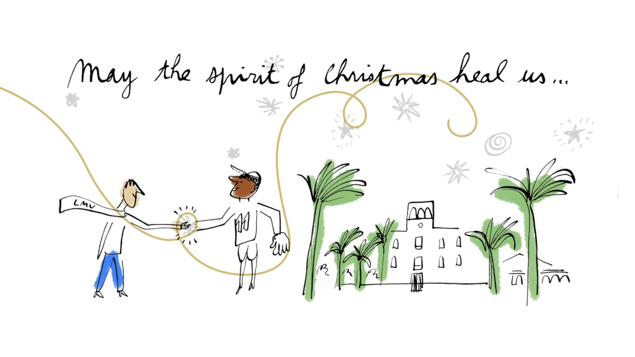 merry christmas from loyola mary - Merry Christmas from Loyola Marymount University