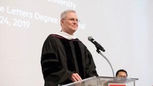 4R2A2223bcrop - Rev. Robert B. Lawton, S.J., Receives Honorary LMU Degree