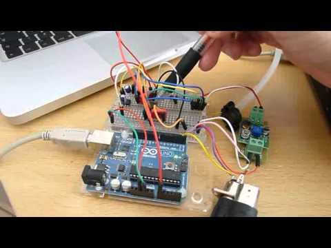 DIY Breath Controller Prototype with Arduino