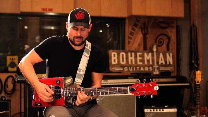 Gear: Bohemian Guitars – Motor Oil (BOHO Series)