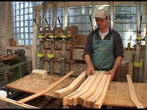 Gear: Building the Hofner Violin Beatles Bass
