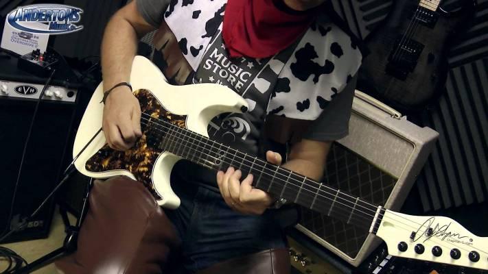 Gear: Chapman Guitars ML-1 CAP10 Signature Overview