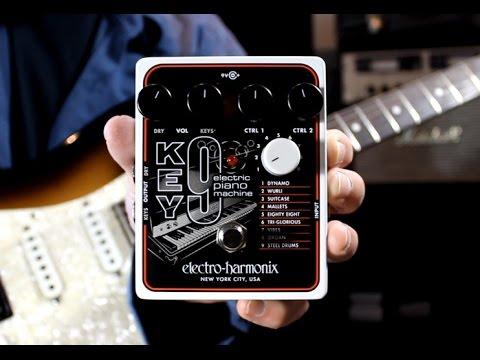 Gear: EHX KEY9 Electric Piano Machine