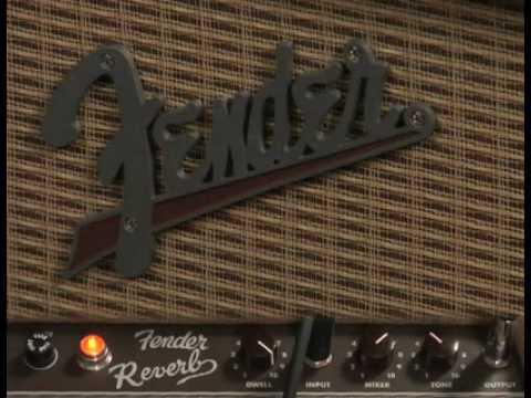 Gear: Fender '63 Reverb Demo