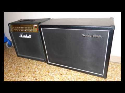 Gear: Harley Benton g212 review (vintage 30 speakers)