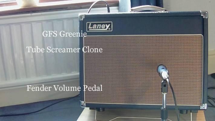 Gear: Laney Lionheart L5T 112 class A review
