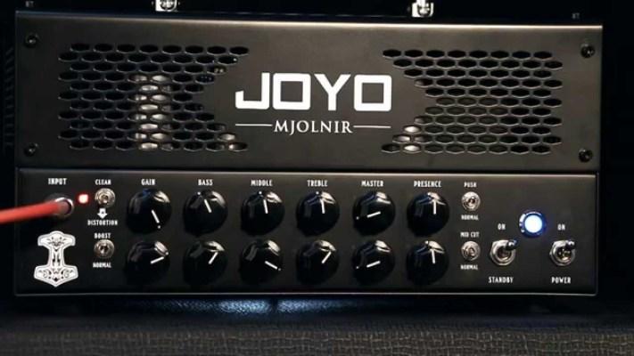 Gear: Mjolnir JOYO High Gain Tube Amplifier
