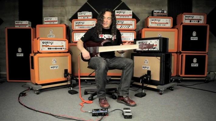 Gear: Orange Amps DIVO Embedded Rockerverb 100 MKII