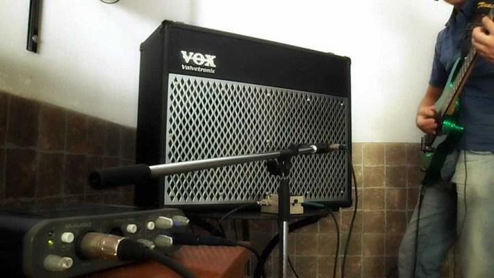 Gear: Vox Valvetronix AD100VT Metal
