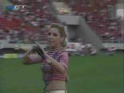 Μαριάντα Πιερίδη: Αυτή η Αγάπη (φιέστα Ολυμπιακού 2007) – Mariada Pieridi: Olympiakos fiesta 2007