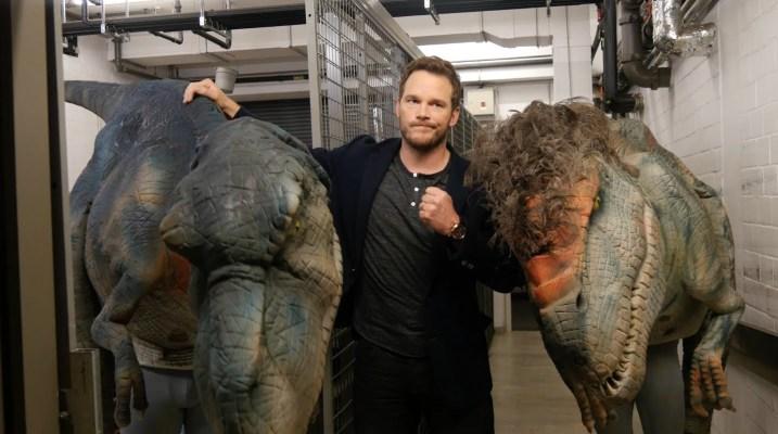 SA Wardega: Chris Pratt vs Dinosaurs (Jurassic World Prank)
