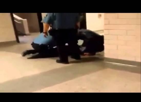 Sam Houston HISD Excessive Force