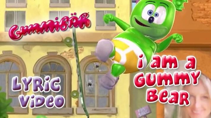 The Gummy Bear Song With Lyrics