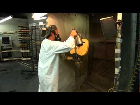 Music Gear: G&L guitar Factory tour