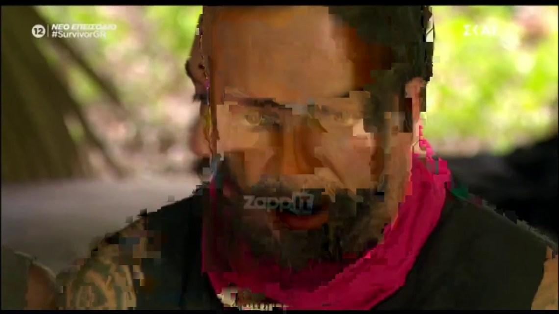 Survivor: Ο Πάνος Καλλίδης λύνει το μυστήριο με το λάδι