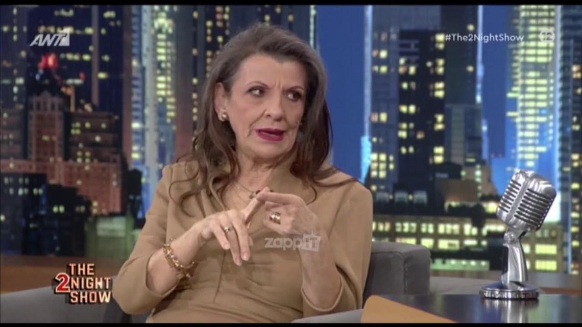 Η Μαρία Κανελλοπούλου για τις καταγγελίες στον χώρο του θεάματος