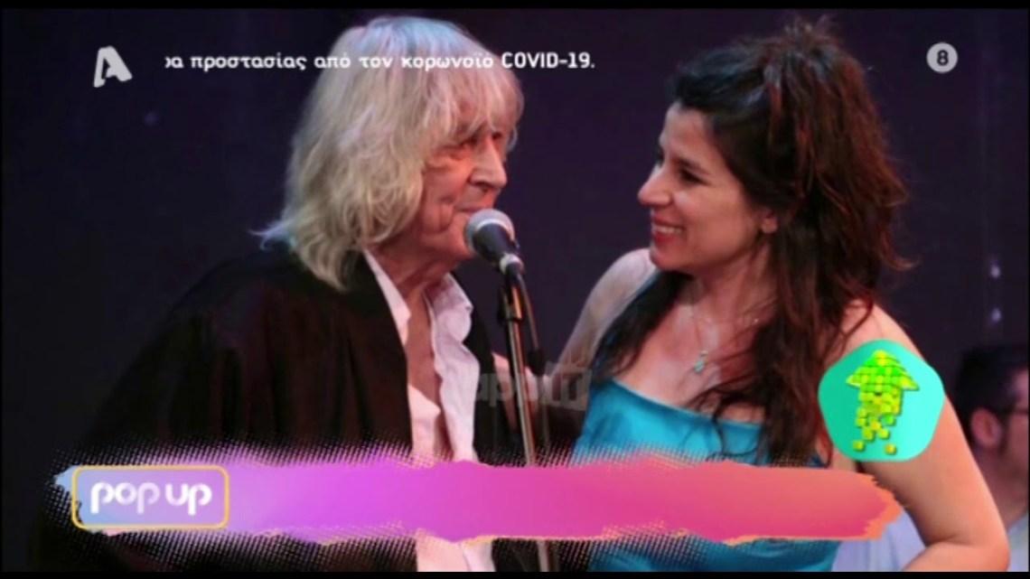 Η κόρη του Λουκιανού Κηλαηδόνη, Μαρία για την απόφασή της να ασχοληθεί με το τραγούδι