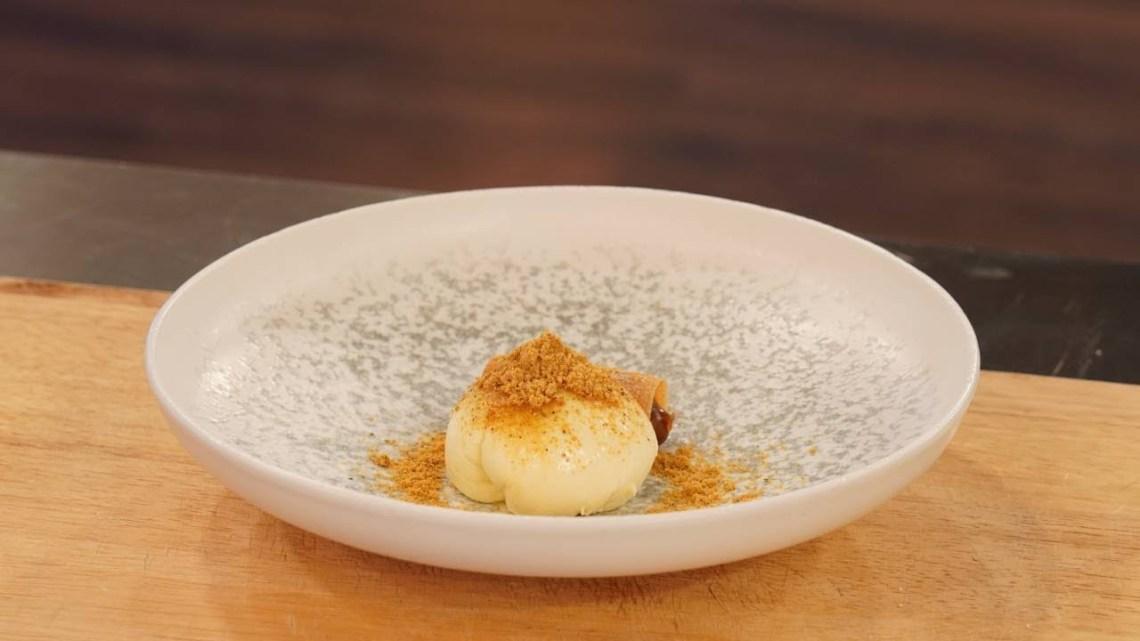 Master Class | Cagliata με lactic cheese και miso butterscotch