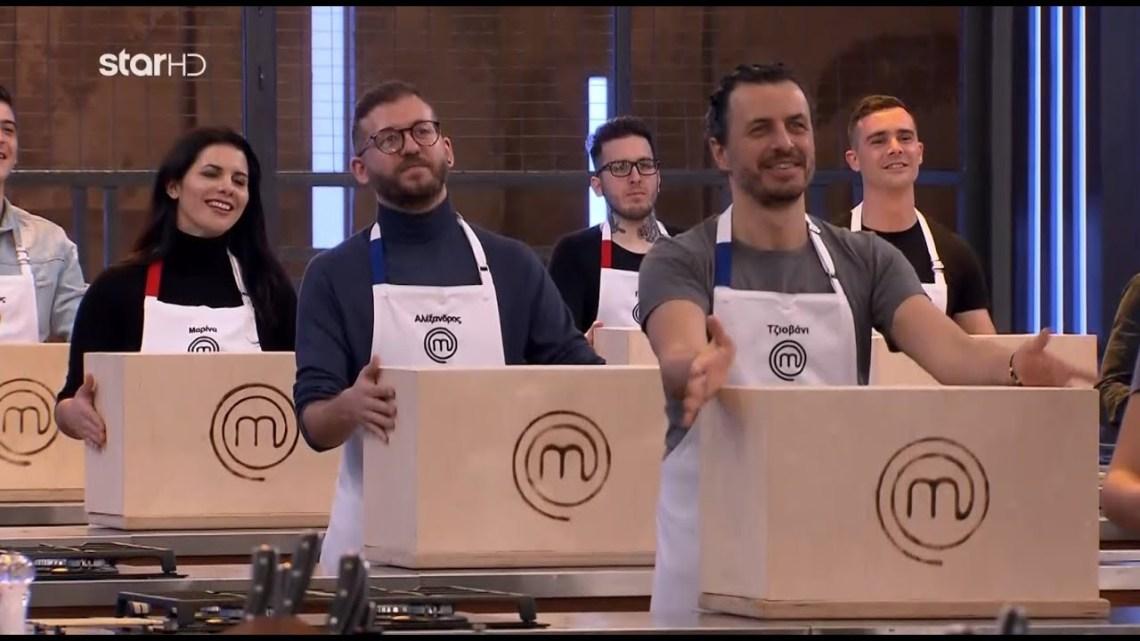 MasterChef 5 |  Τι έκρυβε το Mystery Box;