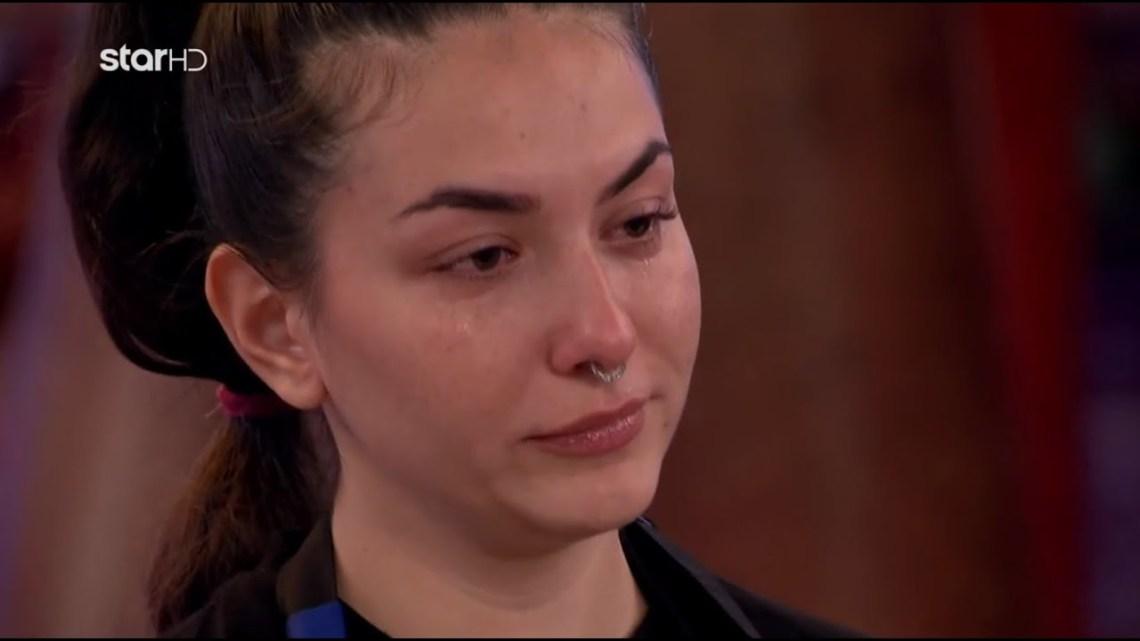 MasterChef 5 | Ξέσπασε σε κλάματα η Μαρία