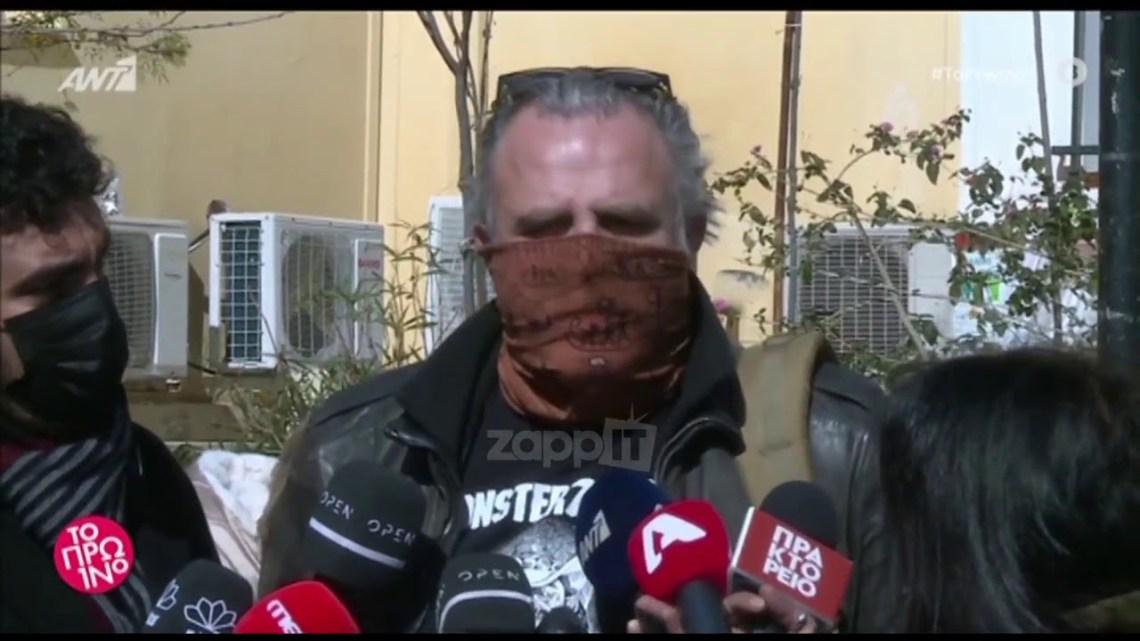 Ο Πασχάλης Τσαρούχας ξανά στον εισαγγελέα με νέες καταγγελίες