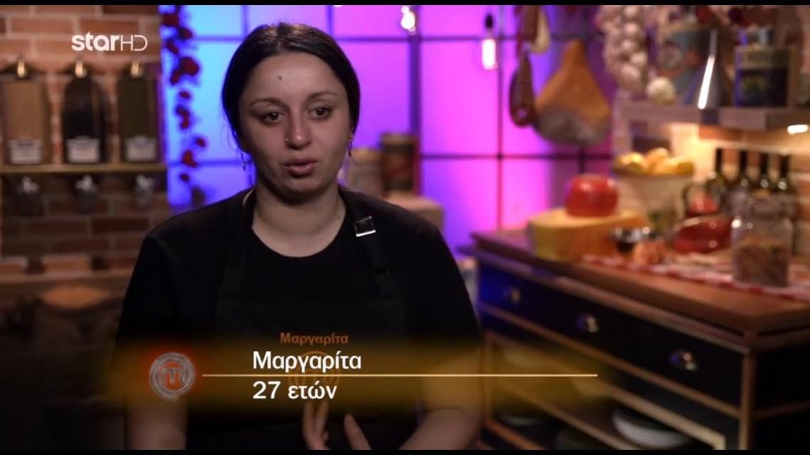 MasterChef 5   Μαργαρίτα: Ξέσπασε σε λυγμούς – «Ντρέπομαι να το πάω στους κριτές»