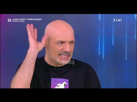 """Όταν ο Ιορδάνης Χασαπόπουλος """"αποστόμωσε"""" τον Νίκο Μουτσινά"""