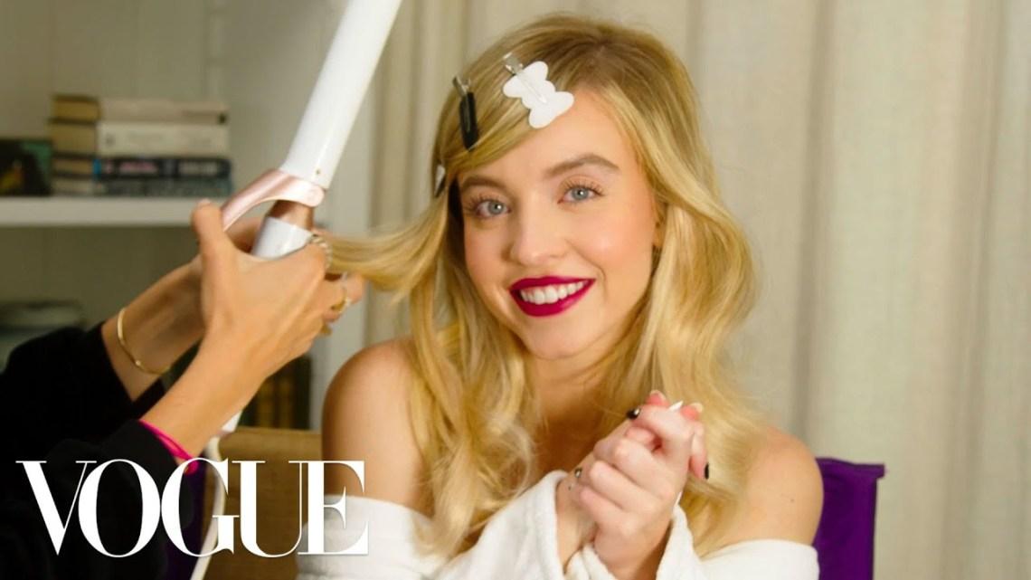 Sydney Sweeney Gets Ready ForThe White LotusPremiere   Vogue