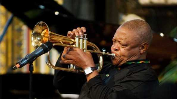 Image result for South African Jazz legend, Masekela dies of Prostate Cancer