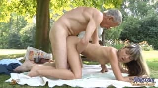 Gina Gerson makes this old man happy