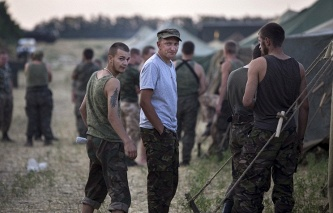 American media refuse to meet with Ukrainian servicemen who asked for asylum in Russia