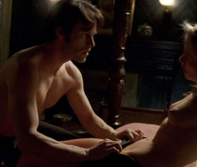 Anna Paquin Nude True Blood S02 2009