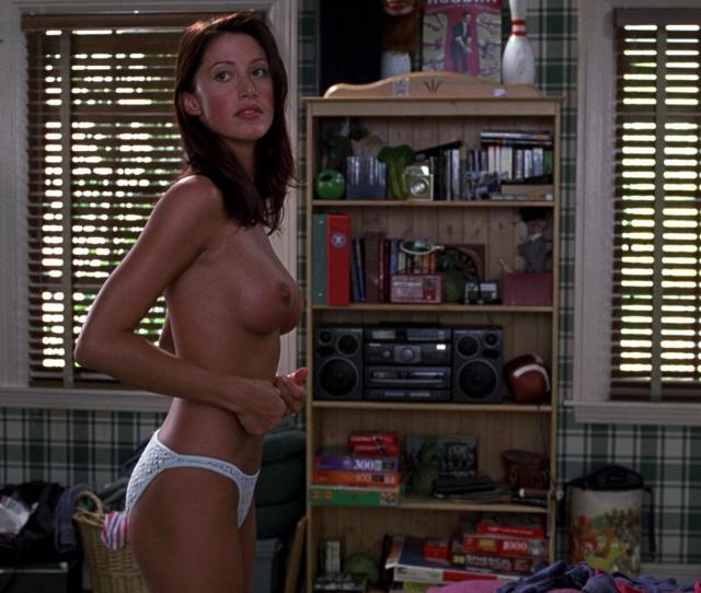 Shannon Elizabeth Nude American Pie 1999