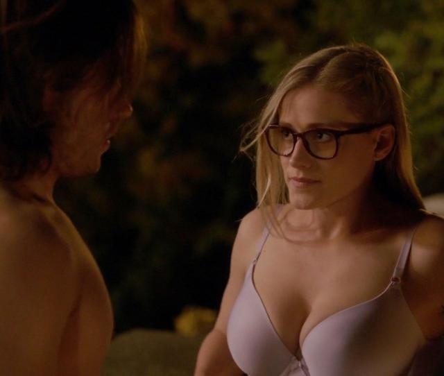 Nude Video Celebs Olivia Taylor Dudley Sexy The Magicians